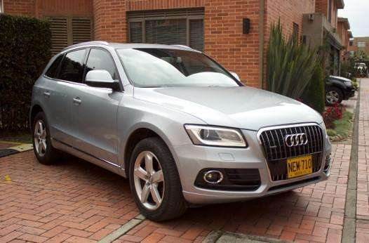 <strong>audi</strong> Q5 2013 - 65000 km