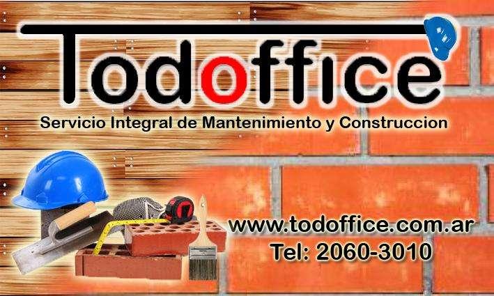 Mantenimiento, Refacción, Construcción: Pintor, Albañil, Etc