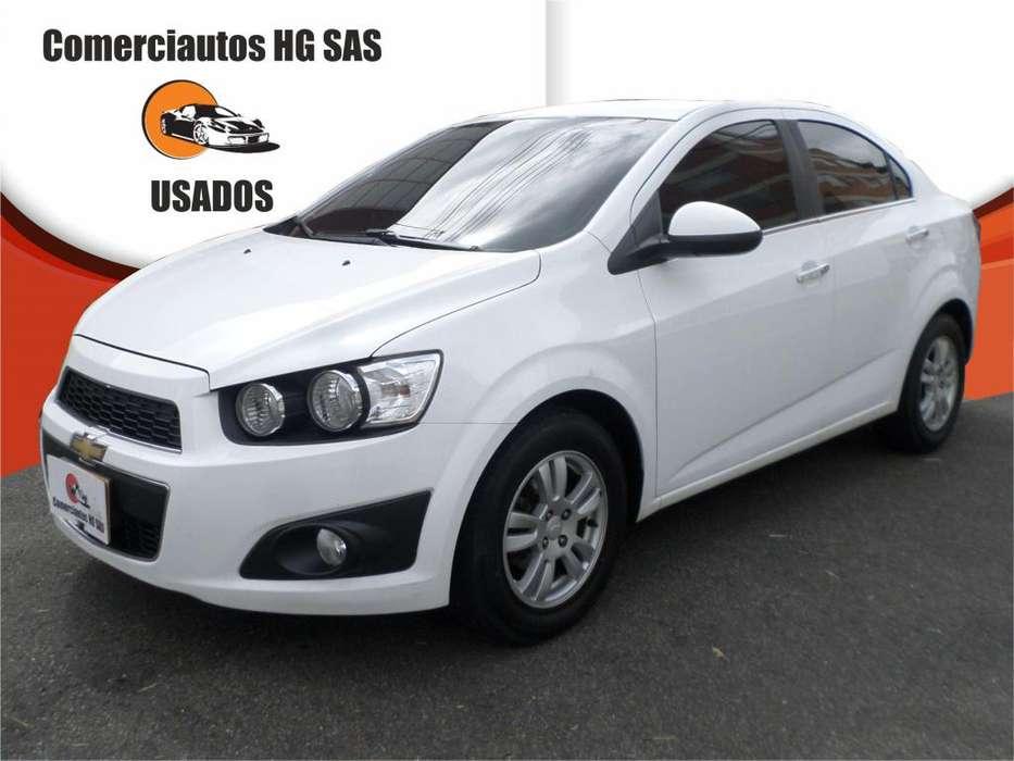 Chevrolet Sonic 2013 - 58000 km