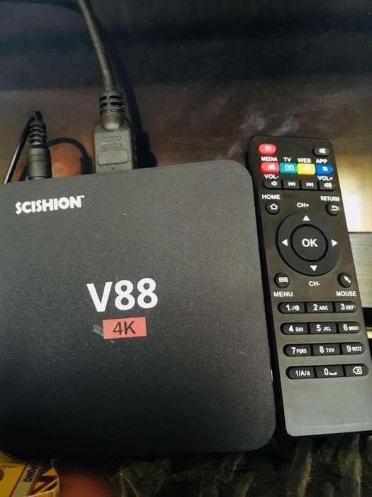 Convierte tu Tv en SMART tV TV BOX