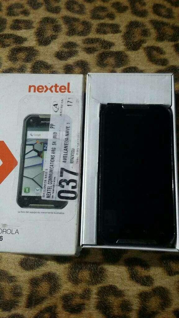 Nextel Iron Rock