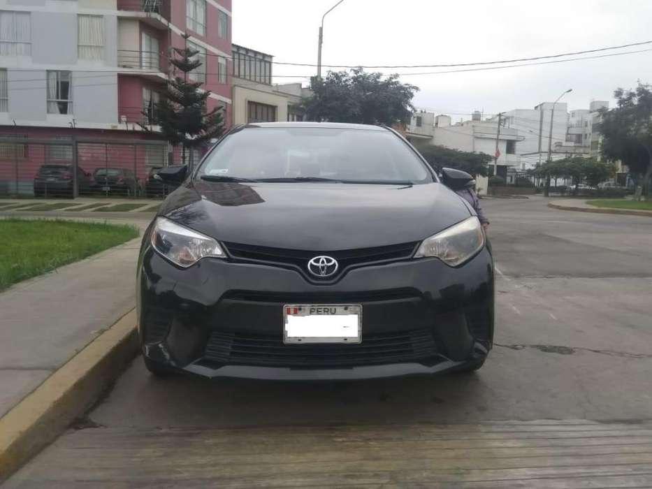 Toyota Corolla 2015 - 46000 km