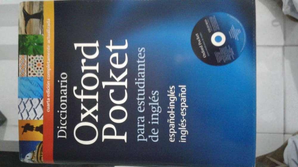 DICCIONARIO OXFORD POCKET PARA ESTUDIANTES DE INGLÉS 4a. Edición