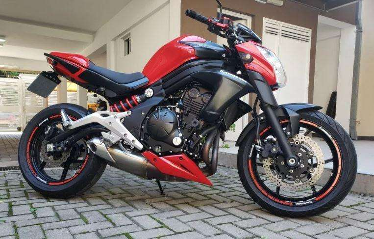 <strong>kawasaki</strong> Er6n