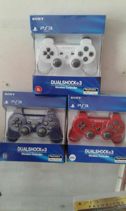 Controles Play3