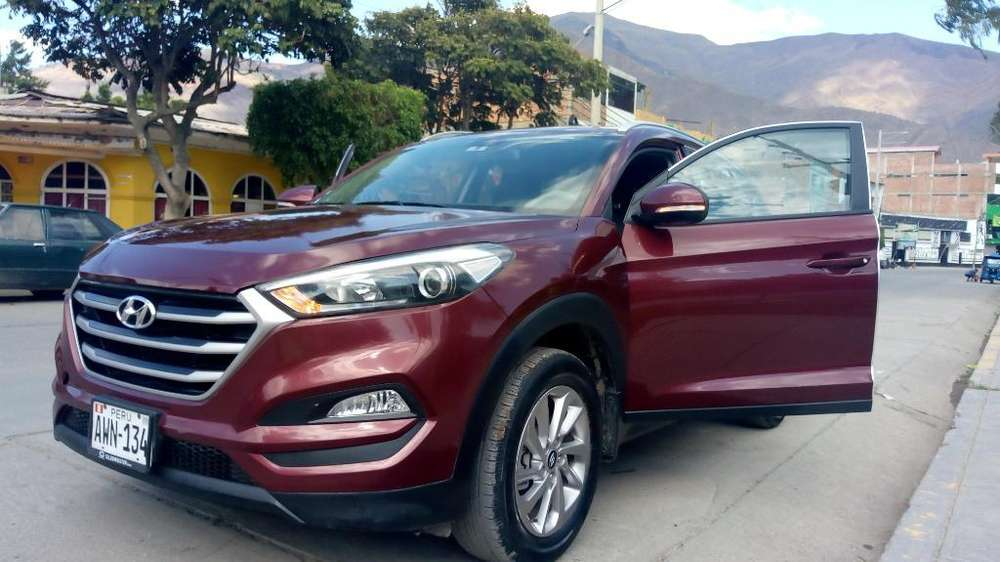 Hyundai All New Tucson 2016 - 55000 km