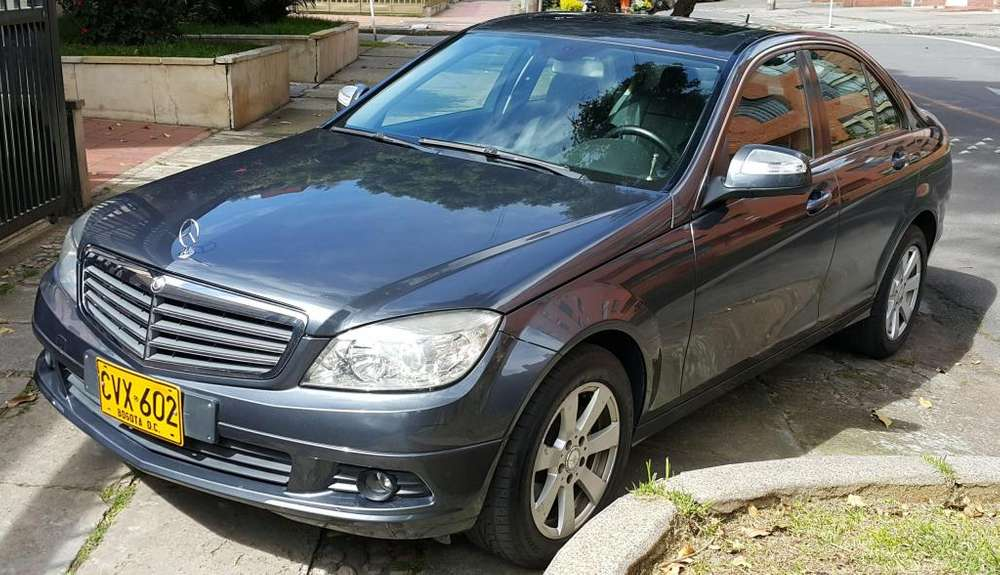 <strong>mercedes-benz</strong> Clase C 2008 - 72544 km
