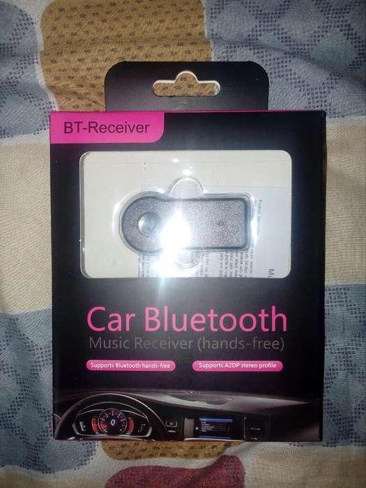 Vendo Bluetooth Pa Carros Pa Mans Librs