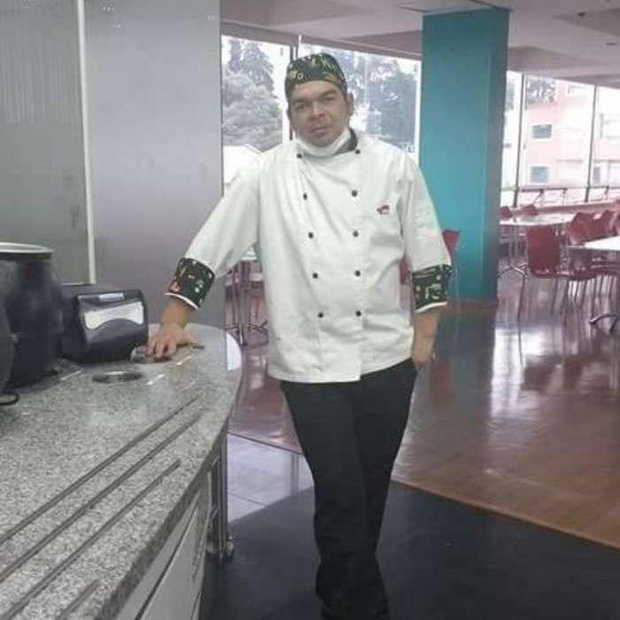 Busco Empleo Como Chef Cocinero