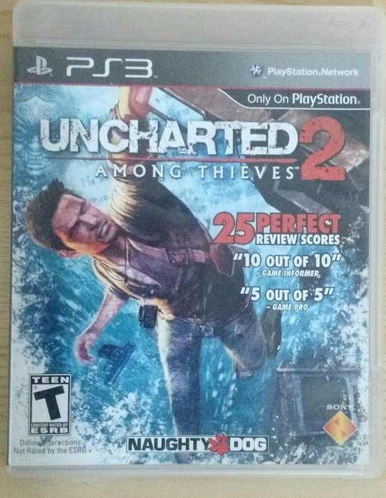 Uncharted2 Físico Original