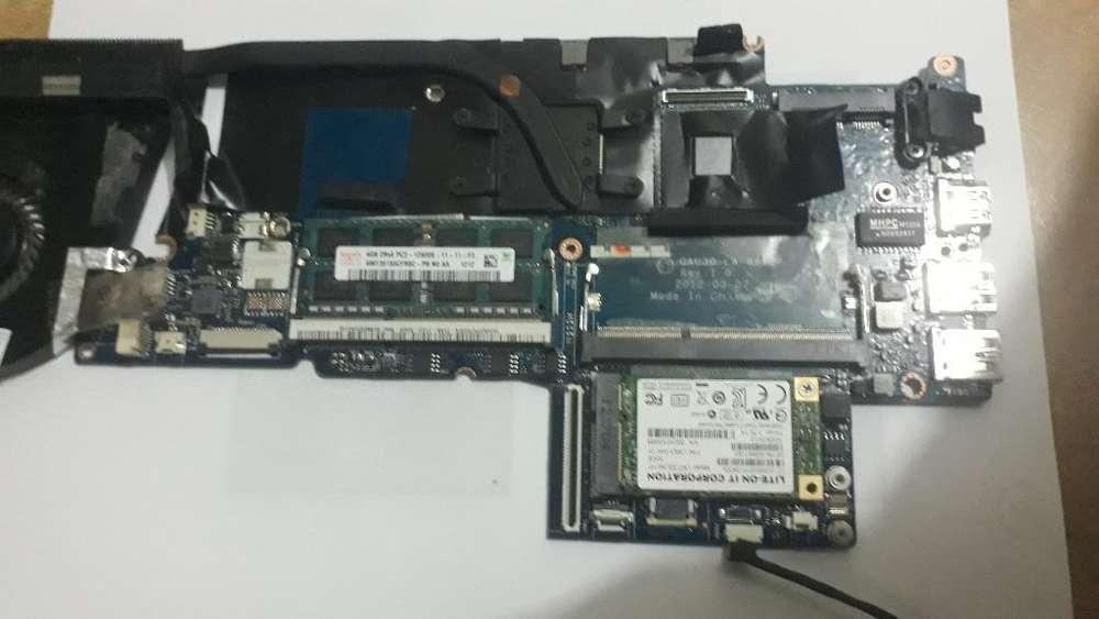 Board Portatil Hp Envi 4 1130la Intel I3