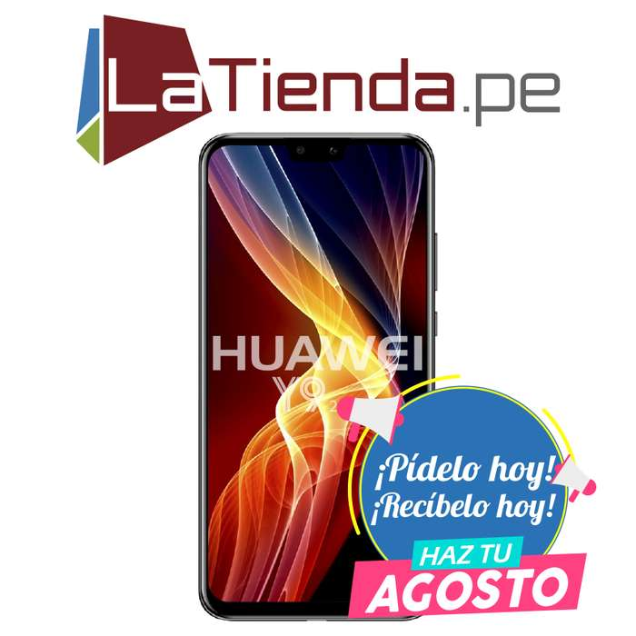Huawei Y9 Año 2019