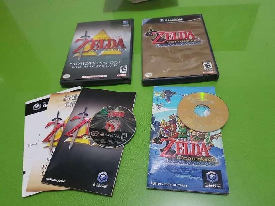 Zelda Game Cube