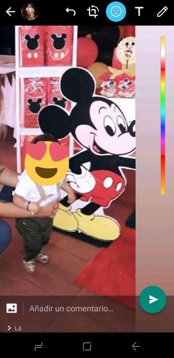 Vendo Decoracion de Mickey Mouse