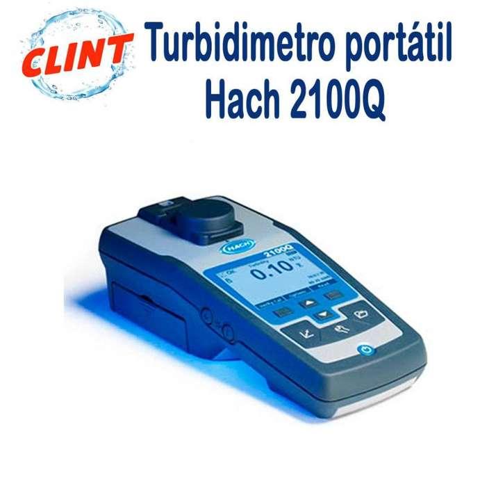 Turbidimetro Portátil Hach 2100q