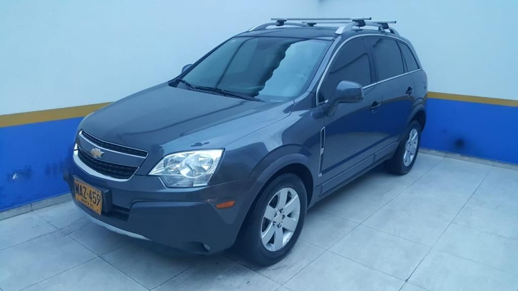 Chevrolet Captiva Sport 2012