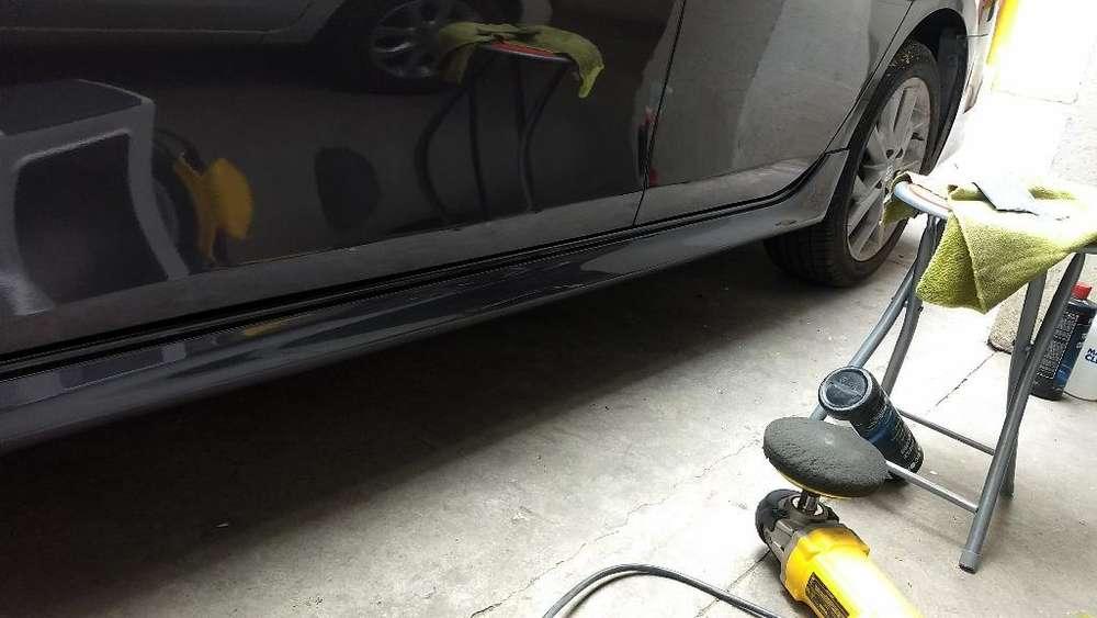 Limpieza Y Estética Del Automotor