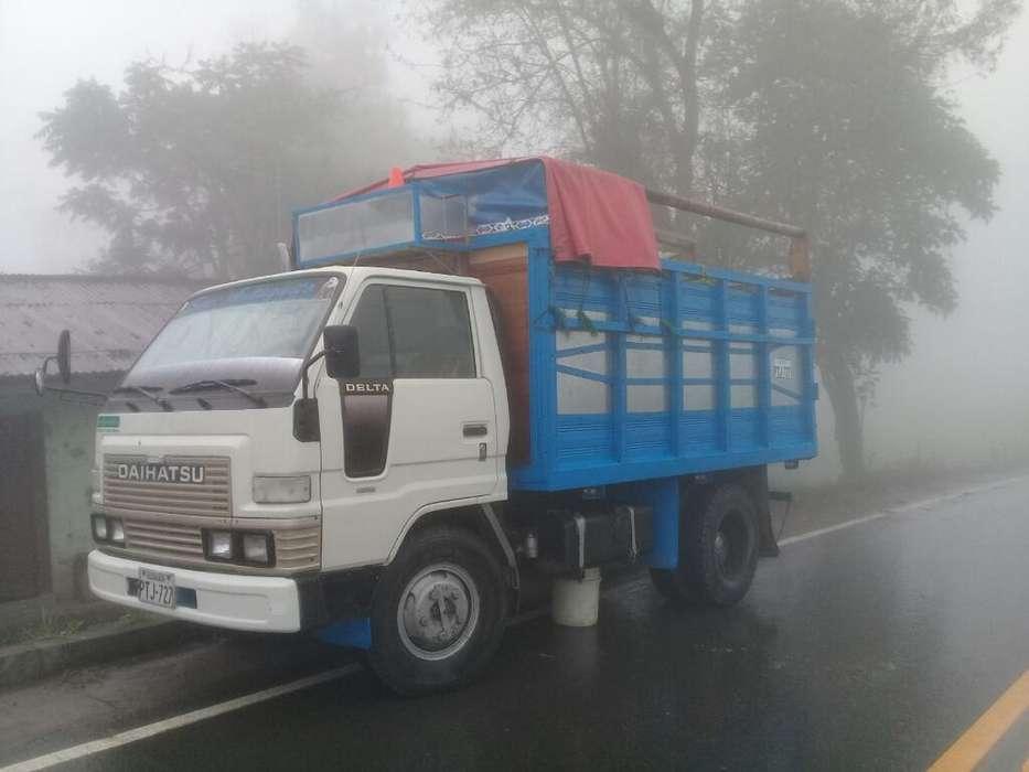 Vendo Camion Daihatsu