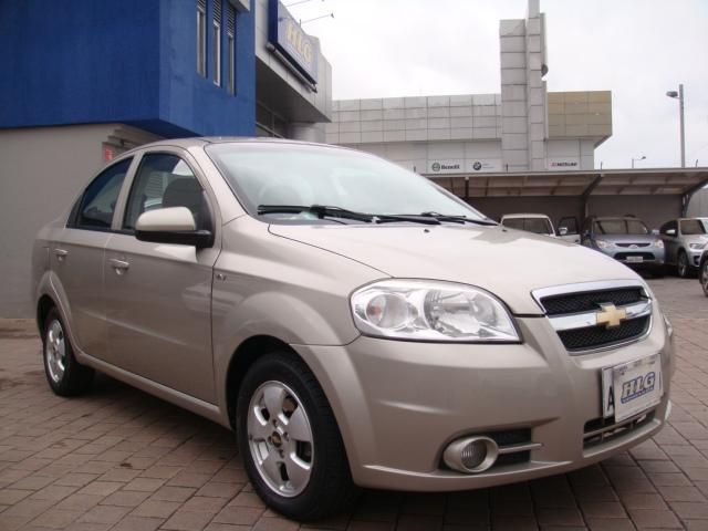 CHEVROLET AVEO EMOTION FLAMANTE 62.000KMS