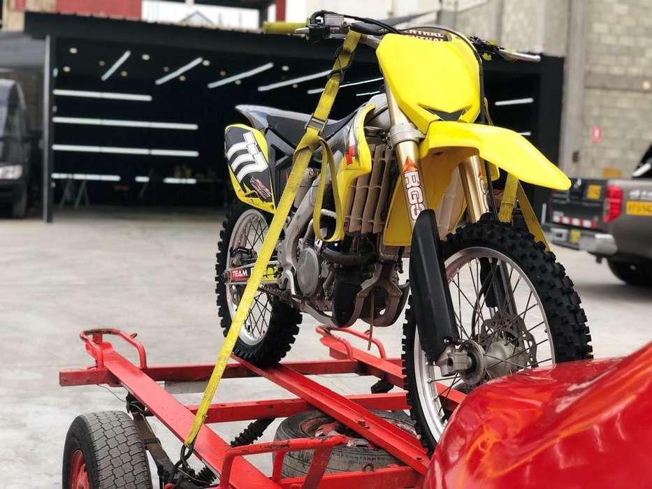 Vendo Moto Suzuki Modelo Rm-z250