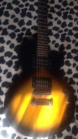 Venta o cambio... Guitarra Epiphone