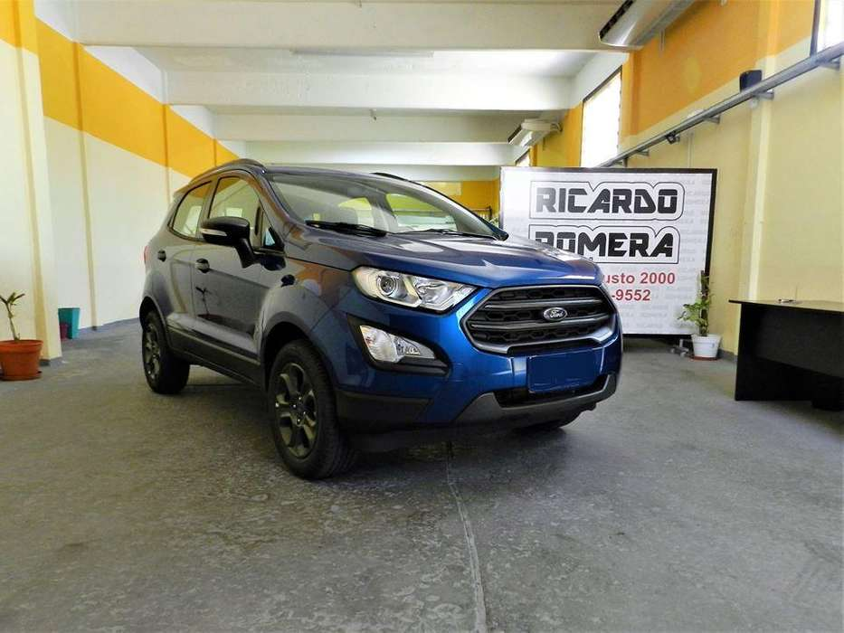 Ford Ecosport 2018 - 100 km