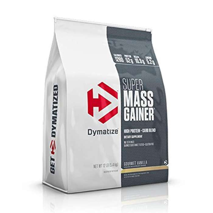 Super Mass Gainer 12 Lb