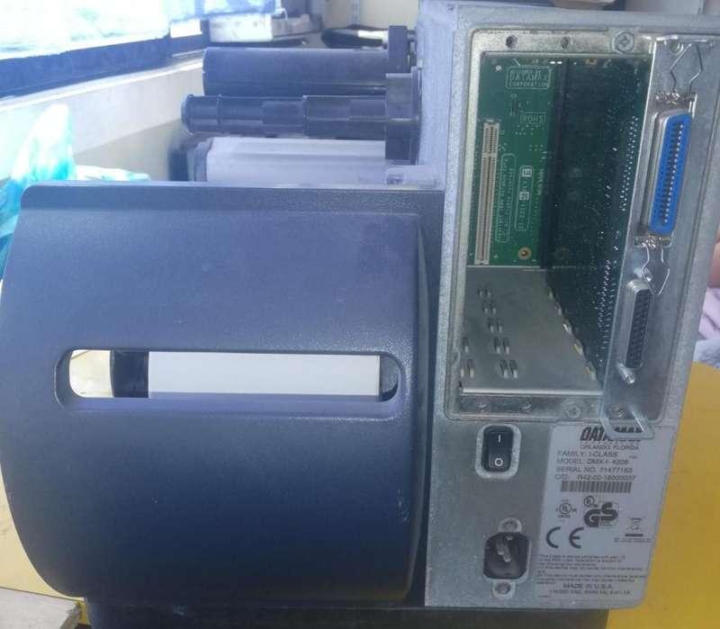 Impresora Datamax Dmx-i -4208 100% Funcionable