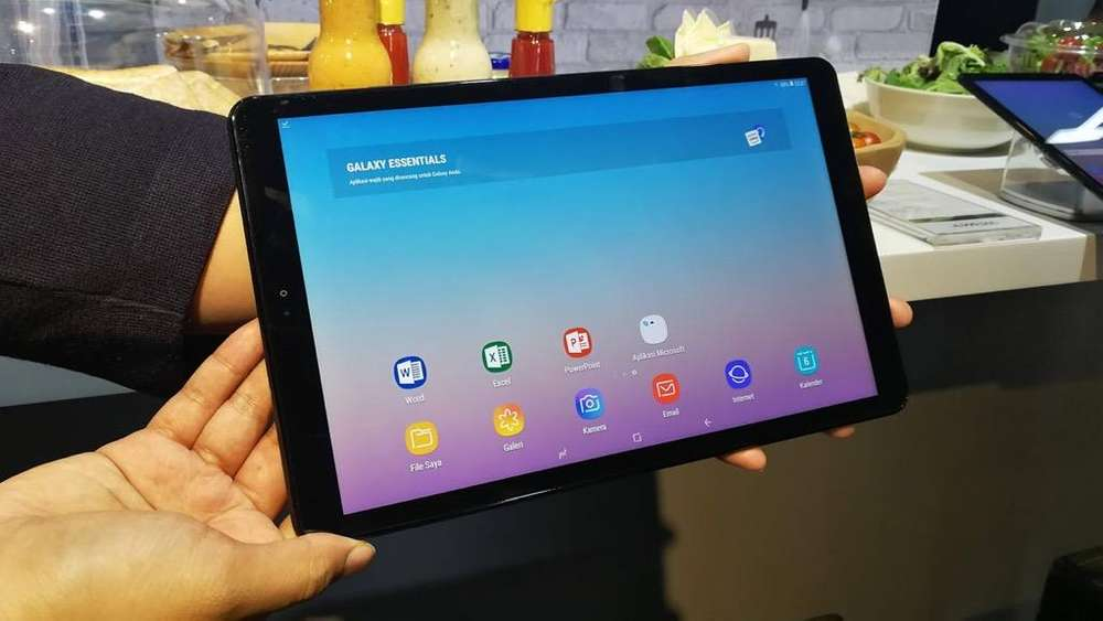 Samsung Galaxy Tab a 10.5 Como Nuevo