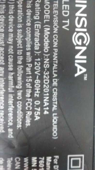 Tv Insignia Ns32d201na15 para Repuesto