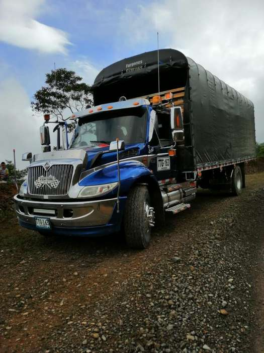 Se Vende Hermoso Camion International