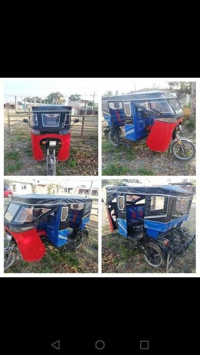 Dos Carrocerias Moto Taxy Inf 0992776090