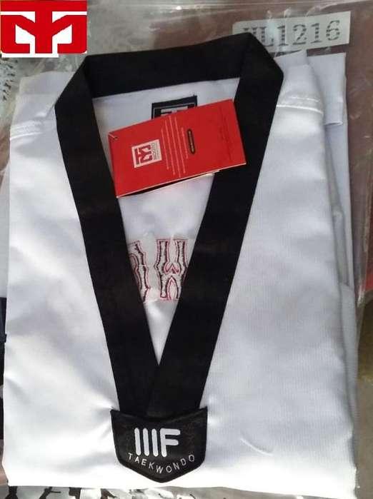 Uniformes de Taekwondo marca Mooto por mayor y detal