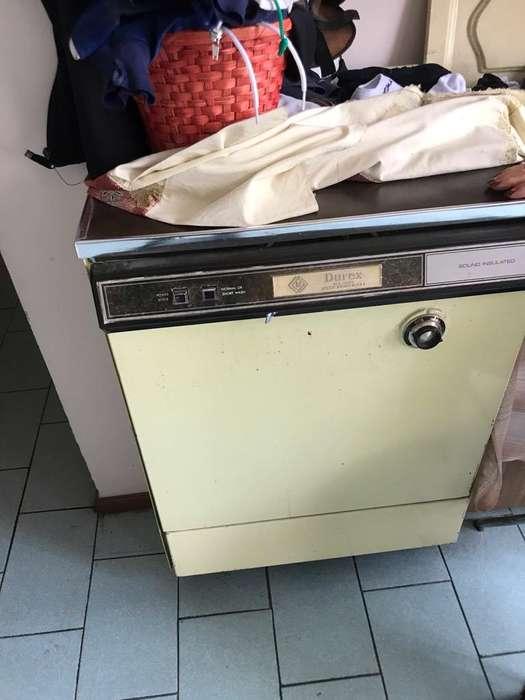 Lavadora de Platos Durex