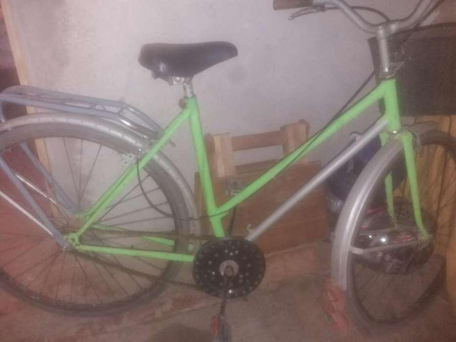 Vendo Bici en Muy Buen Estado.