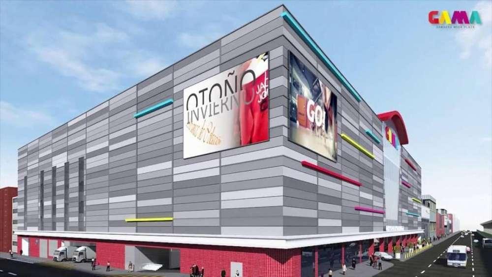 Alquiler de Tienda en Nuevo Centro Comercial de Gamarra
