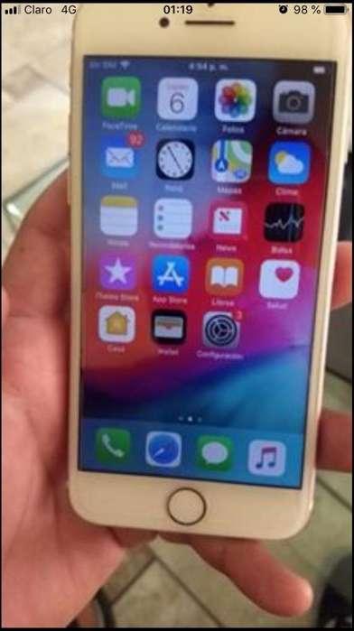iPhone 7 32Gb Libre de Icloud