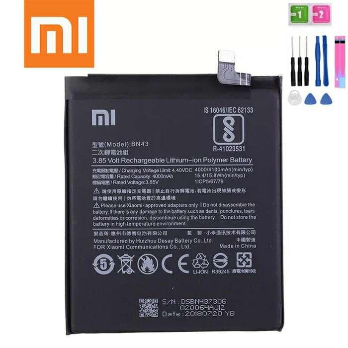 Batería Original Xiaomi Redmi Note 4