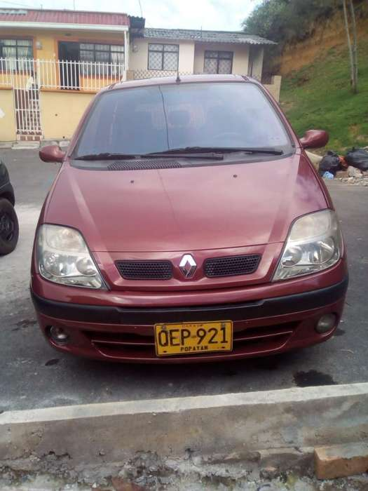 <strong>renault</strong> Scenic  2000 - 168000 km