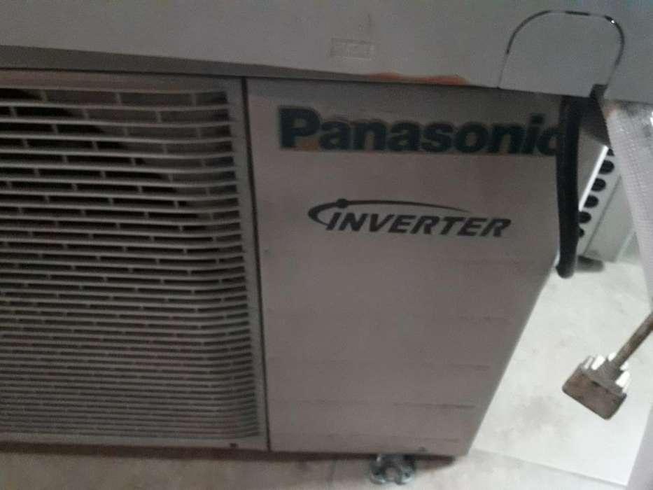Aire 12.000btu Panasoni Inverters 220v.