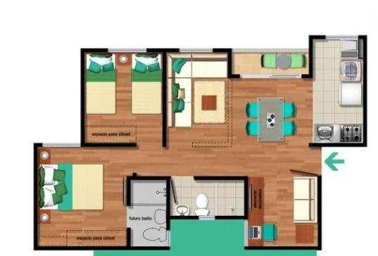 CEDO CONTRATO DE COMPRA VENTA <strong>apartamento</strong>
