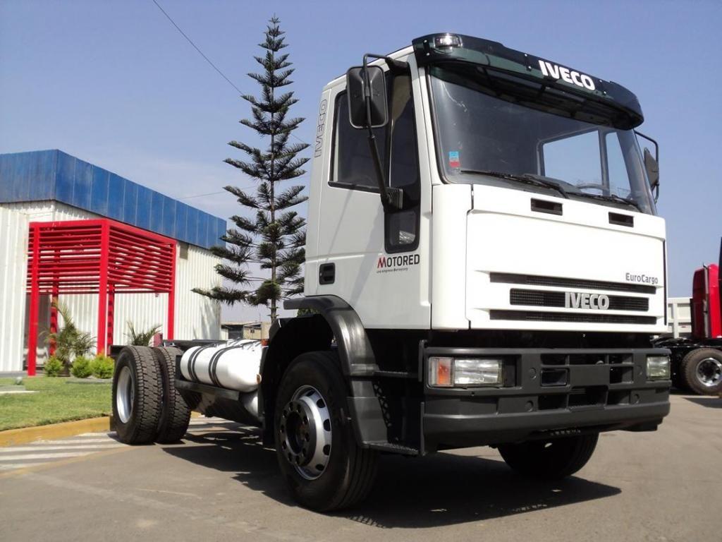 Camión Iveco Eurocargo GNV 2013