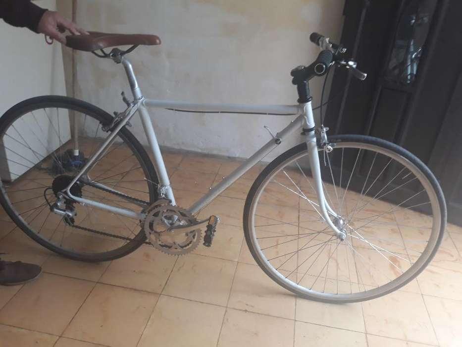 Bicicleta Rafael Niño Grupo Shimano 600