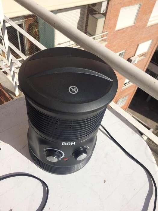 Caloventor Electrico Bgh Fan Heater 360 1800w