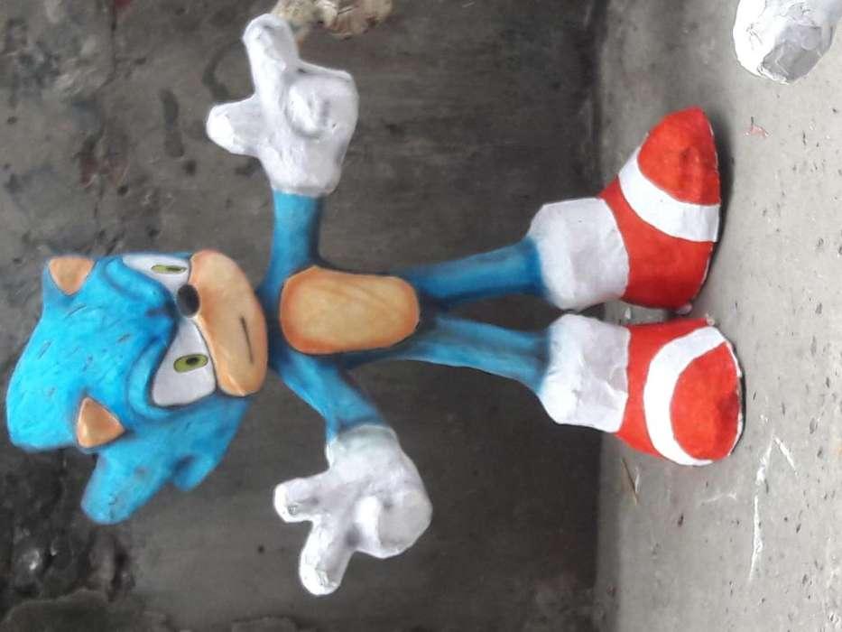 Sonic pequeo