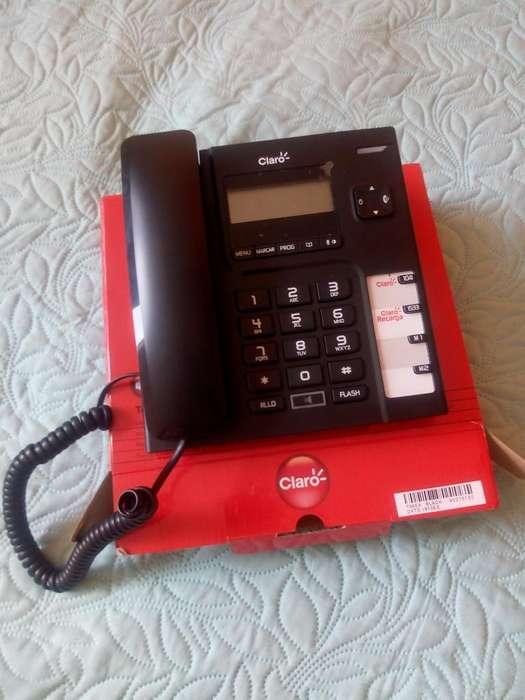 Vendo Telefono Claro en Caja Nuevo
