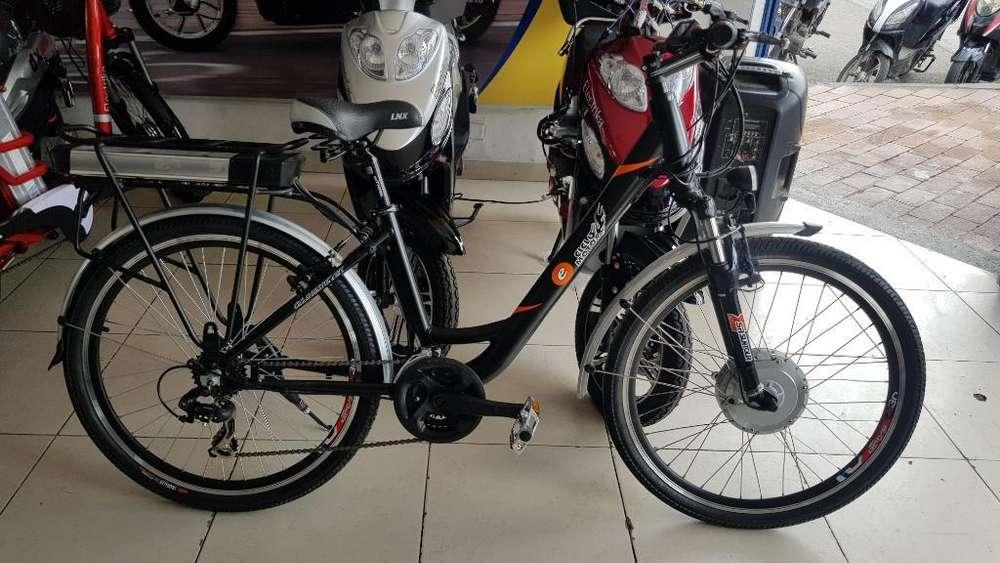 Bicicleta Electrica Marca Ciclo Motor
