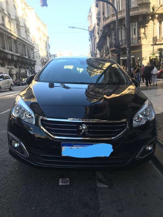 <strong>peugeot</strong> 408 2018 - 13000 km