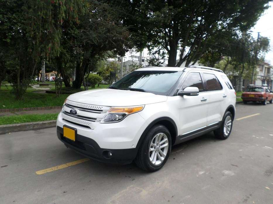 <strong>ford</strong> Explorer 2015 - 72000 km