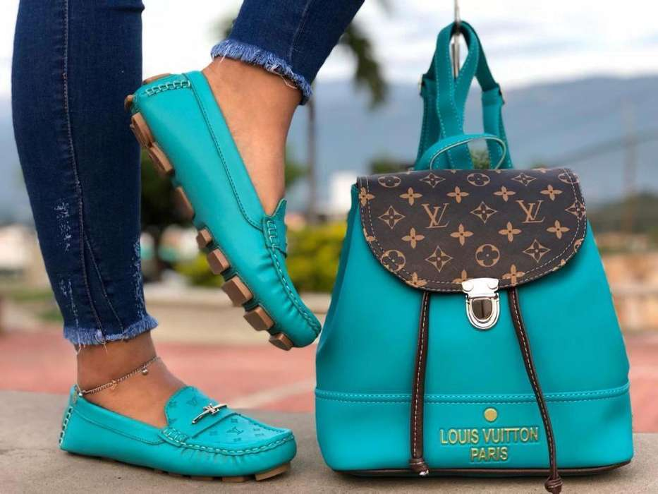 Zapatos Y Bolsos Louis Vuitton